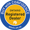 Ontario Registerd Dealer